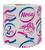 Туалетная бумага Nega 2-х сл. белая 1 шт. *48