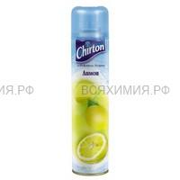 ЧИРТОН Освежитель воздуха Лимон 300 мл. *12