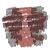КИКИ Карандаш для губ кисточкой 09 светло-коричневый
