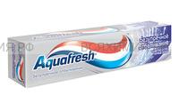 Зубная паста Аквафреш Безупречное отбеливание 100мл *12*