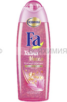 Гель для душа ФА Розовый жасмин 250мл 5*