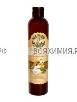 Эко Вит Гель для душа питательный с маслом кедра, сандала, жасмин 350 мл *4*20