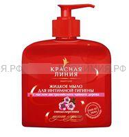 Красная Линия Жидкое мыло ИНТИМ 250 гр чайное дерево (красное) 5*15