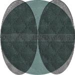КИКИ Тени одноцветные 620 темно-серый