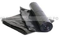 Кузьмич мешки для мусора 180л х 8шт черные СВЕРХПРОЧНЫЕ.