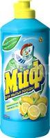 МИФ для посуды Лимонная свежесть. 500 мл. *7*21
