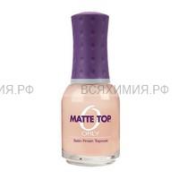 44250 ОРЛИ Matte top Верхнее покрытие с матирующим эффектом 18мл.