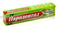 """Свобода Зубная паста """"Пародонтол"""" лечебные травы 63г *30*60"""