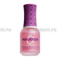 44160 ОРЛИ Nailtrition Покрытие для укрепления и роста ногтей 18 мл.