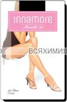 Иннаморе носки Minima 20 miele (по 2-е пары)