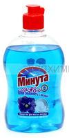 МИНУТА Жидкость для посуды Антибактериальная 500мл 6 *12