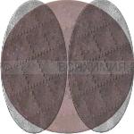 КИКИ Тени одноцветные 616 коричневый