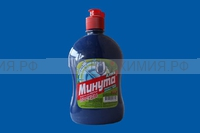 МИНУТА Жидкость для посуды Алоэ 500мл 6 *12