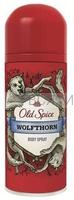 дезодорант Олд Спайс Спрей Wolfthorn 125мл. *6