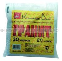 КБ Мешки для мусора Гранит 30л с затяжками в рулоне 20 шт.