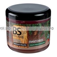 BIO&SPA Мягкое мыло для тела и волос Пихтовое, 500мл *4*12