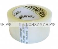 Скотч НоваРолл/Kraftprof 45мм*200м прозрачный, коричневый *30