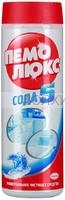 ПЕМОЛЮКС 400г Сода Эф МОРЕ чистящее средство *36