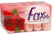 ФАКС Туалетное мыло, блок 5 х 70 гр. Роза *12*24