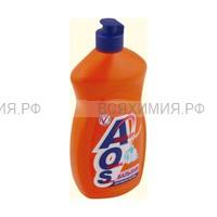 АОС средство для мытья посуды 500мл. БАЛЬЗАМ 10*20*