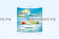 Полотенца Belux Classic 2-x сл. 2 шт. белые *12