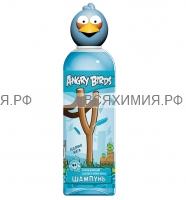 Angry Birds Шампунь Охлаждающий Синяя птица 200мл *3*24
