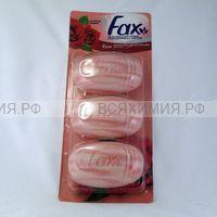 ФАКС Туалетное мыло, блок 3х115гр. Роза *10*20