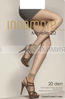 Иннаморе носки Minielle 20 daino Lycra (по 2-е пары)