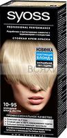 Осветлитель для волос СЬОСС 10-95 холодный блонд ЭКСТРА *3*30