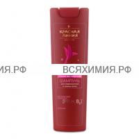 Красная Линия Шампунь ГЛУБОКОЕ ВОССТАНОВЛЕНИЕ для поврежд.волос 250 гр. 6*12
