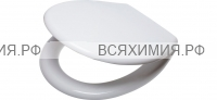 Сиденье для унитаза ТОР РР белый *1