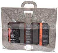 Кливен подарочный набор 103 ЧЕМОДАН (Пена для бритья 200мл.+ крем после бритья + дезодорант Классик) 3*6