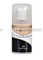 Макс Фактор тональный крем COLOUR adapt 45 Теплый миндаль