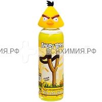 Angry Birds Гель для душа Интенсивное питание Желтая птица 200мл *3*24