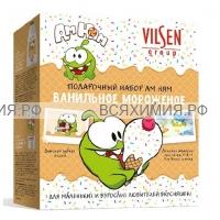 VILSEN набор детский АМ НЯМ «Ванильное Мороженое» гель 3в1+ зубная паста *5*10