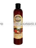 Эко вит Гель для душа увлажняющий с маслом макадамии и какао бобов 350 мл *4*20