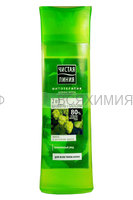Чистая линия Шампунь Хмель 2 в 1 (для всех типов волос) 400мл *6 *12 /228