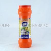 ХЕЛП Чистящий порошок Сода - Эффект ЛИМОН 400 г *12