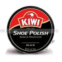КИВИ Крем для обуви в банке черный *12*