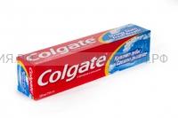 Зубная паста Колгейт Крепкие зубы 'Свежее дыхание' 100мл. *12*48