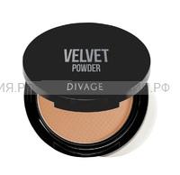 Divage Пудра Компактная Velvet 5203