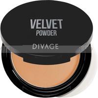 Divage Пудра Компактная Velvet 5205