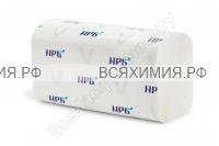 Листовые полотенца V-сложения НРБ  2-х слойные 200л. белые (20)