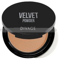 Divage Пудра Компактная Velvet 5206
