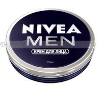 Нивея 83922 Крем для лица серии 'Nivea Men' 75 мл. 6*24