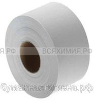 Туалетная бумага Nega БИГРОЛЬ 120 метров 2-х сл. белая для диспенсеров *12