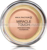 Max Factor Тональная Основа Miracle Touch 55 blushing beige