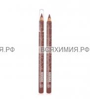ЛюксВизаж Карандаш для губ 55 коричнево-бордовый