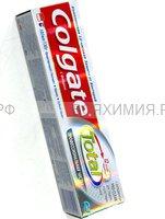 Зубная паста Колгейт - ТОТАЛ 75мл. Профессиональная чистка *12*48