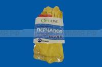 ОПТИЛАЙН перчатки резиновые XL.